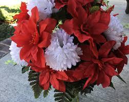 Graveside Flower Vases Graveside Flowers Etsy