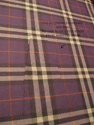 working with plaid fabric tips for sewing this classic fabric