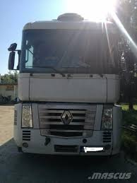 renault trucks magnum used renault magnum 440 tractor units year 2005 price 7 321 for
