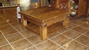 mexican square solid pine coffee table u2013 birdie u0027s nest online store