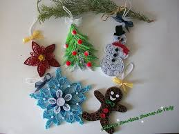 Christmas Decorations Paper Tree by 1451 Best Quilling Christmas Images On Pinterest Filigree