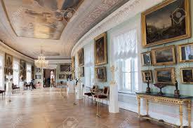 russian interior design pavlovsk saint petersburg russia october 01 2016 interior