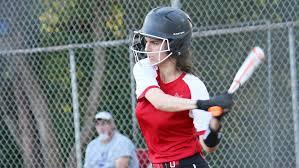 hot softball bats bats stay hot against slu maryville rec