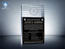 retirement plaque wording retirement plaque etched award plaque sles