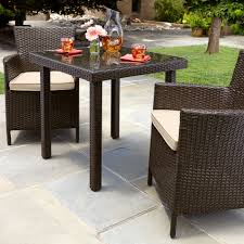 Grand Resort Patio Furniture Grand Resort He 012b Osborn 3 Piece Bistro Neutral Sears Outlet