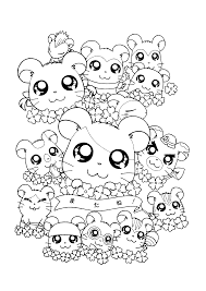hamtaro i need to draw this and put it in my room for