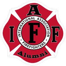 alumni decal iaff decal iaff firefighter