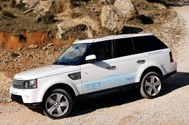 land rover electric land rover to premiere range e diesel electric plug in hybrid at