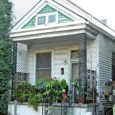 Shotgun House by New Orleans Louisiana Laissez Les Bons Temps Rouler Notable