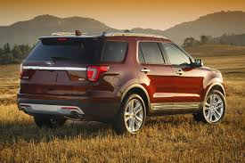 compare honda pilot and ford explorer 2016 honda pilot vs 2016 ford explorer which is better autotrader