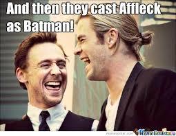 Ben Affleck Batman Meme - affleck batman meme tv drama queen