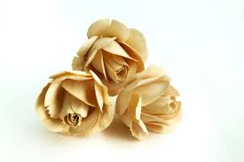 Wooden Roses Wooden Roses Royalty Free Stock Image Image 1285366