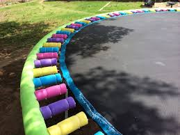 get your trampoline summer ready in less than 2 hours 11 skinny