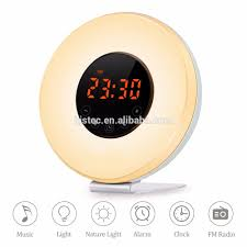 Wake Up Light Alarm Clock Wake Up Light Alarm Clock Wake Up Light Alarm Clock Suppliers And