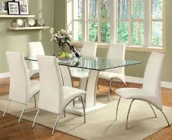 glenview dining set white 1 063 35 furniture store shipped