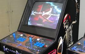 killer instinct arcade cabinet classic game appreciation section killer instinct arcade