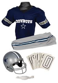 Cowboy Halloween Costumes Nfl Cowboys Uniform Costume