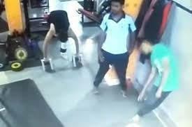 crushed by escalator shocking moment u0027fit and healthy u0027 teenager 19 collapses and dies