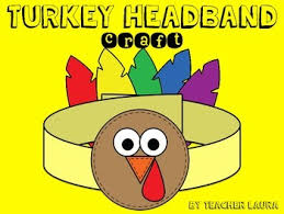 turkey headband turkey headband freebie by teachers pay teachers