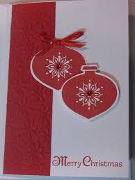 handmade christmas card idea u2013 happy holidays