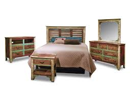 Mexican Rustic Bedroom Furniture Rustic