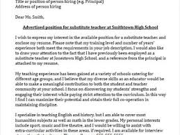11 sample of teacher cover letter 11 teacher cover letter