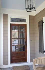 Frosted Glass Exterior Doors by Best 25 Exterior Doors Ideas On Pinterest Exterior Front Doors