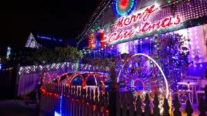 how long are christmas lights how christmas lights made an australian street famous bbc news