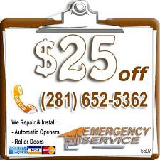 Overhead Door Of Houston Houston Overhead Door Emergency Overhead Garage Doors In Houston Tx