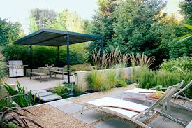 Landscape Ideas For Backyard by Small Backyard Design Ideas Sunset