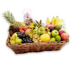 new years basket fruit basket new year we care for home grocery marketplace