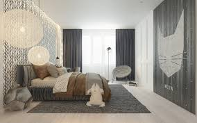 a pair of childrens bedrooms with sophisticated themes kids room
