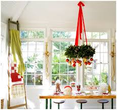 how to decorate your home for christmas 23 ways to decorate your kitchen for the holidays