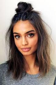 shoulderlength hairstyles could they be put in a ponytail here s how to tell if short hair will suit you
