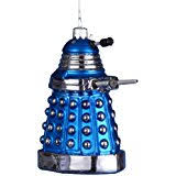 kurt adler doctor who tardis figural ornament glass ca