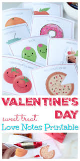 sweet u0026 punny valentines day cards printable love notes