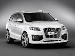 automotive database audi q7