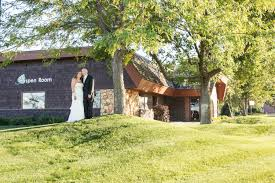 Omaha Outdoor Wedding Venues by Aspen Room