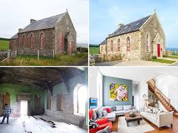 home design evolution style chapel converted into modern cottage