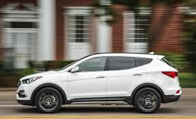 2015 hyundai santa fe mpg 2018 hyundai santa fe sport in depth model review car and driver