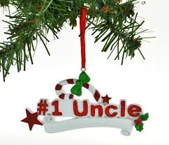 1 uncle hearts candycane u2013 personalized ornaments
