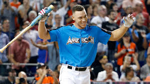 How Aaron Judge Became A Bomber The Inside Story Of The Yankees - yankees rookie aaron judge wins home run derby story wnyw