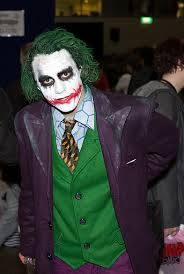 Heath Ledger Joker Halloween Costume Dark Knight Fandoms