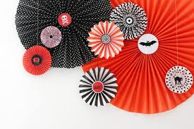 paper decorations how to make paper wheel decorations for