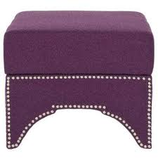 safavieh ottomans living room furniture the home depot