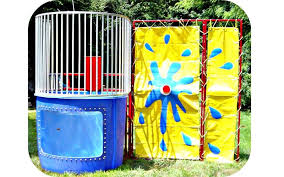 dunk tanks book party rentals in nj