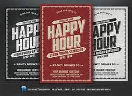 happy hour sign template image mag