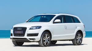 audi q7 hire audi q7 for rent dubai imperial premium rent a car