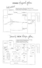 floor plan doors fixer upper season 3 episode 8 the house