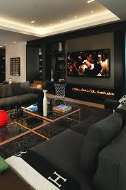 couches movie theatre with couches small home theater room ideas